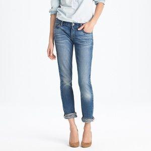 J. Crew Matchstick Jeans size 27